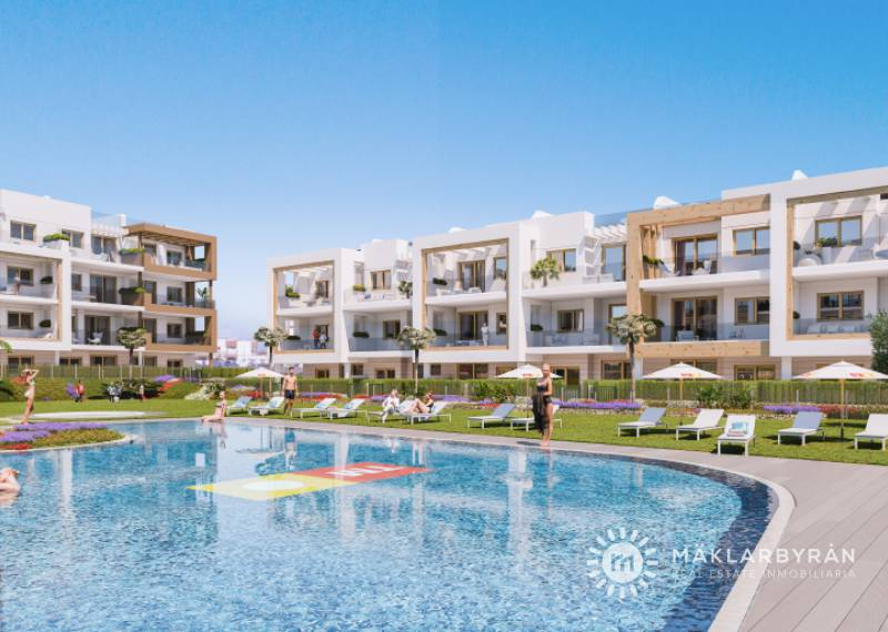 Apartment - New Build - Orihuela costa - Playa Flamenca Norte