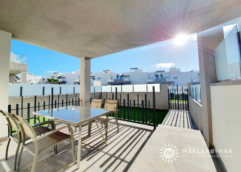 Ground Floor Bungalow - Long time Rental - Torrevieja - Aguas Nuevas