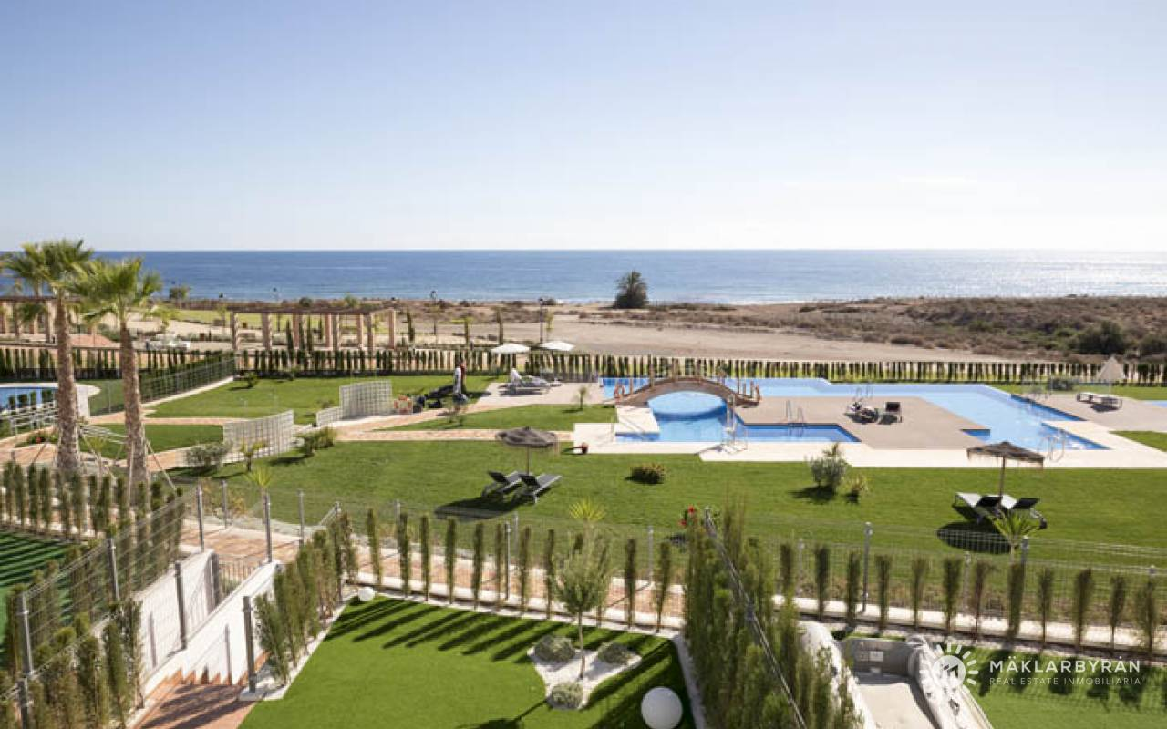New Build - Apartment - San Juan de los terreros - Mar de Pulpi