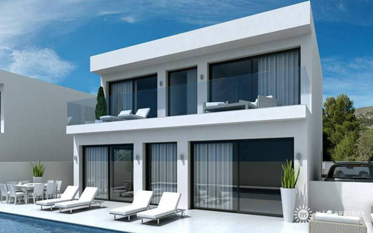 New Build - Villa - Guardamar del Segura - guardamar del segura