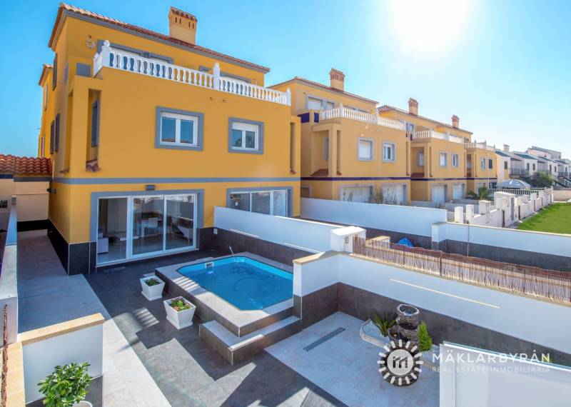 Terraced house - Resale - Orihuela Costa - La Zenia