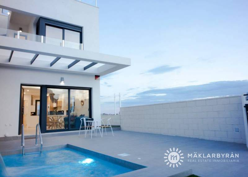 Terraced house - New Build - Orihuela Costa - PAU 26