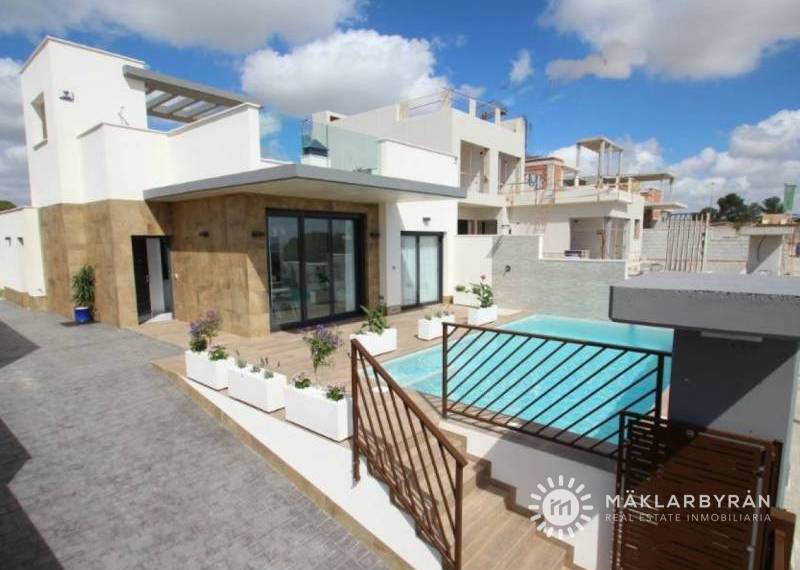 Villa - New Build - San Miguel de Salinas - La balsa