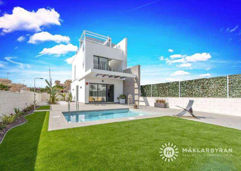 - New Build - Orihuela Costa - PAU 26