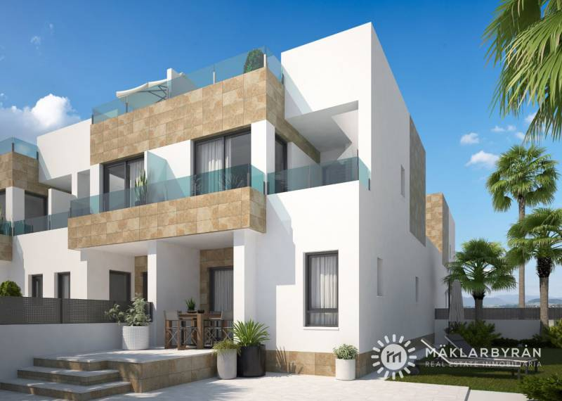 - New Build - Orihuela Costa - Villamartin